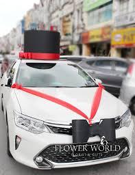 Wedding Car Decorations Top Hat Decoration Top Hat For Bridal Cars Top Hat For Wedding