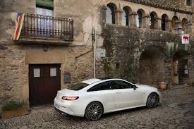 mercedes e class coupe as more shoppers opt for suvs the 2018 mercedes e class