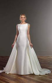 wedding dress with detachable bridal gowns wedding dress with detachable martina liana