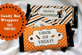 halloween candy bar wrapper free printable today u0027s creative life