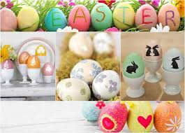 decorations for easter easter decorations a thousand simple and easy ideas