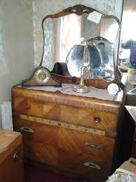 1930 Bedroom Furniture Antique Vintage Waterfall Deco Bedroom Set 1920 S 1930 S 4