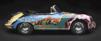 janis joplin mercedes mp3 photos janis joplin s custom painted porsche at nc museum of