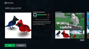 xbox one app rating a game u2013 roblox support