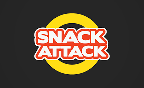 design attack snack attack when hunger strikes on behance