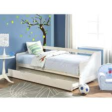 White Wooden Daybed Daybed With Trundle Wood U2013 Equallegal Co