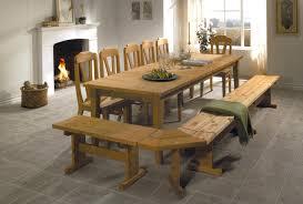 table cuisine en bois table bois massif robinsuites co
