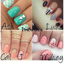5sos preferences his favorite nail polish design you u0027ve done