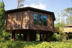 Disney Saratoga Springs Treehouse Villa Floor Plan