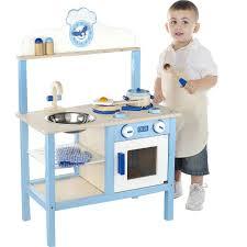cuisine enfant garcon cuisine en bois jouet enfant