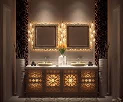 Morrocan Home Decor Elegant Moroccan Bathroom For Your Interior Decor Home With