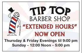 tip top barbershop home facebook