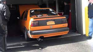 volkswagen jetta coupe 1990 vw jetta coupe vr6 dyno run 2 youtube