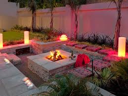 Small Firepit Small Gardens Pit Search Sauna Pinterest
