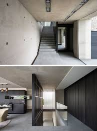 interior concrete walls this concrete house was designed with amazing views overlooking
