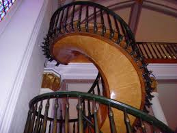 the spiral stairway at santa fe u0027s loretto chapel not quite the