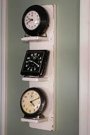 Clock Made Of Clocks 126 Best Clocks Images On Pinterest Wall Clocks Clock Wall And