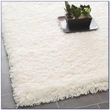 big white fluffy area rug rugs home decorating ideas n4znyj7wqr