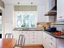 delightful kitchen window treatments above sink amazing