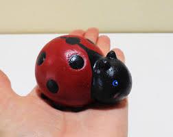 Ladybug Desk Accessories Ladybug Accessories Etsy