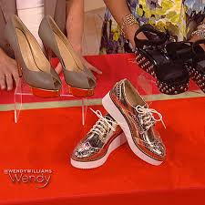 Most Comfortable Platform Heels Summer U0027s Hottest Shoes The Wendy Williams Show