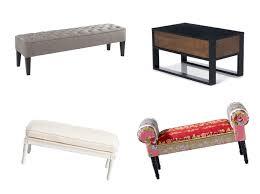 banc de chambre 12 bouts de lit pour toutes les chambres décoration