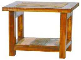 Bathroom Accent Table Reclaimed Wood End Table Fresh Large Coffee Of Furniture Dinner
