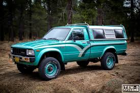1975 Ford Truck Colors - that classic 80s color combo 1st gen toyota pickup 4x4 u003c3