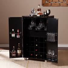 Metal Bar Cabinet Home Bars For Less Overstock