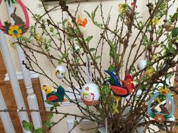 german easter egg tree german easter traditions german recipes lifestyle books