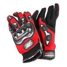 bike gloves pro biker full bike riding gloves red u0026 black 1 pair bike