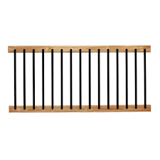 Decking Banister Deck Railing Systems Deck U0026 Porch Railings The Home Depot