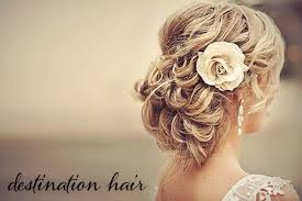 bridal hair destination wedding hair the destination wedding jet fete