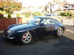 porsche for sale uk for sale 1996 porsche 993 varioram coupe 911 18 950