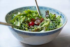 cuisiner la salade verte la salade verte recettes du québec