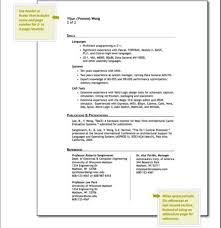 Resume Footer 1 Or 2 Page Resume 123 Free Resume Templates