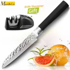 how to sharpen kitchen knives at home 4 inch kitchen knife stainless steel with sharpener set 3cr13