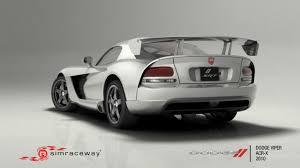 Dodge Viper Top Speed - simraceway dodge viper acr x