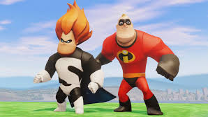 syndrome incredible epic fight disney infinity 2 0