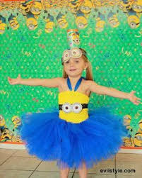 Minion Tutu Dress Etsy Minion Tutu Dress Blue Minion Tutu Dress Littleladybugtutus