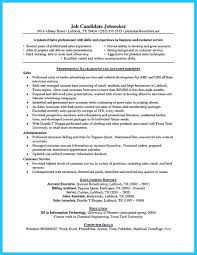 Salesperson Skills Resume Captivating Car Salesman Resume Ideas For Flawless Resume