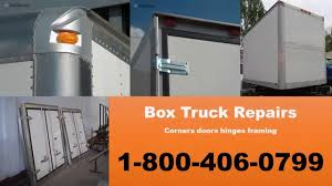 kenworth truck repair 1 800 406 0799 commercial box truck repair spring roof corner