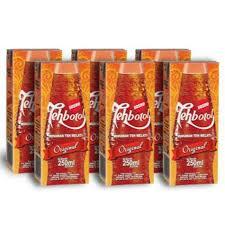 Teh Botol Sosro Kemasan Karton jual sosro teh botol kotak 250ml cek harga di pricearea