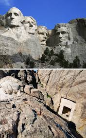 mount rushmore secret chamber 12 secrets of the world s most famous landmarks and art pieces you