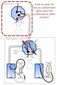 wiring an outlet to a light switch wire a light switch image titled wire a 3 way switch step 8