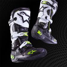 tech 10 motocross boots motocross off road alpinestars