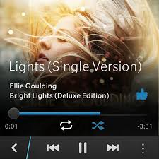 Ellie Goulding Bright Lights Google Music App For Bb10 Coming Soon Page 10 Blackberry