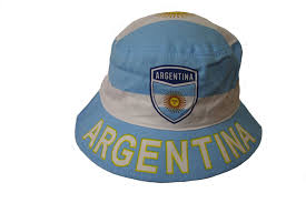 Argentina Flag Photo Amazon Com Argentina Country Flag Bucket Hat Cap Size