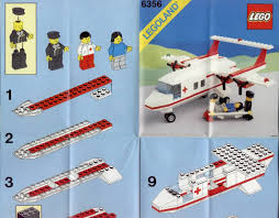 lego jeep instructions rescue lego rescue plane instructions 6356 rescue