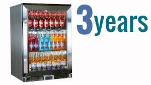 alfresco outdoor glass door bar fridge rhino gsp youtube